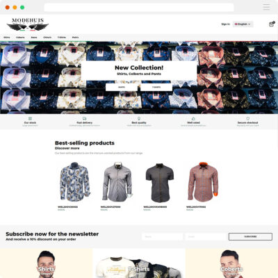 Browser-Modehuis