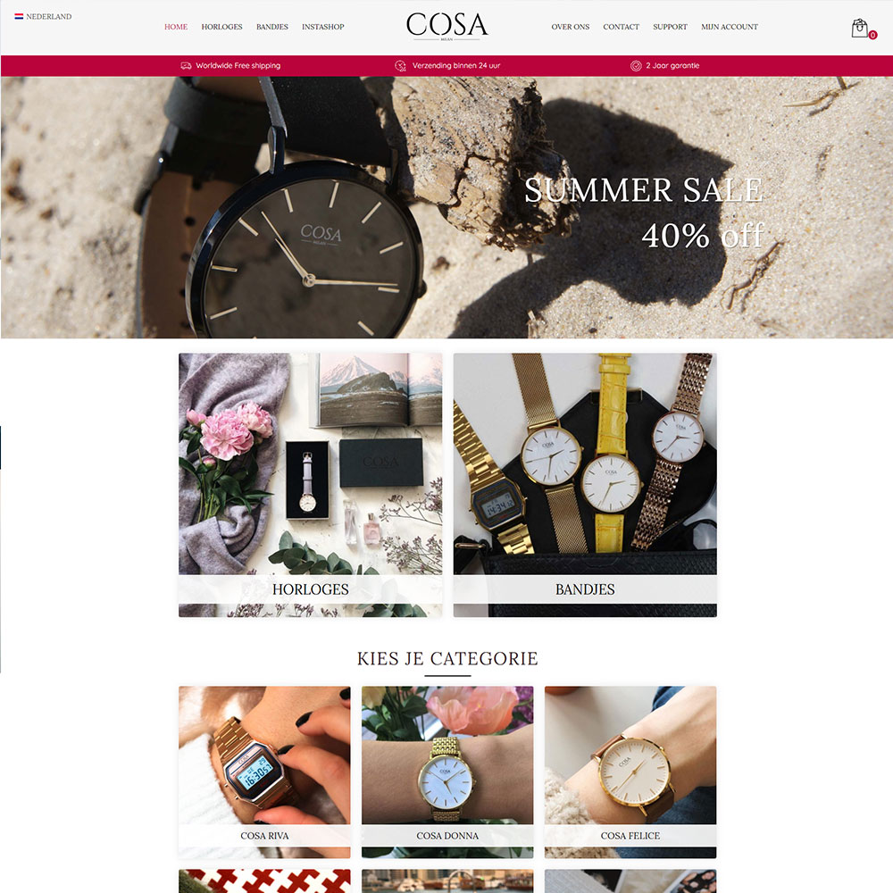 COSA Watches 9