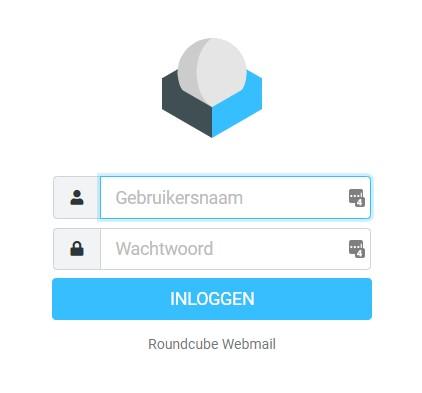Webmail uitleg 1